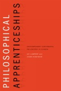 Philosophical Apprenticeships Cover