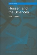 Husserl and the Sciences Cover