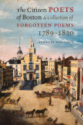 The Citizen Poets of Boston Cover