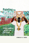Painting the Gospel Cover