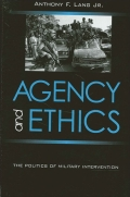 Agency and Ethics Cover