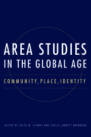 Area Studies in the Global Age