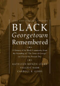 Black Georgetown Remembered Cover