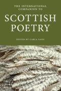 International Companion to Scottish Poetry Cover