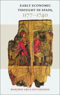 Early Economic Thought In Spain 1177-1740 Cover