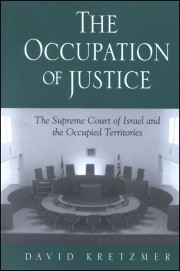 Occupation of Justice, The