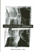 Working through Whiteness Cover