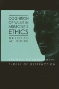 Cognition of Value in Aristotle's Ethics Cover