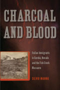 Charcoal and Blood Cover