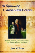The Enlightenment of Cadwallader Colden Cover