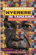 Remembering Julius Nyerere in Tanzania Cover