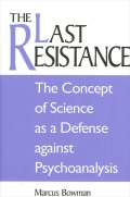 Last Resistance, The Cover