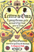 Letters to Oma Cover