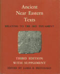 Ancient Near Eastern Texts Relating to the Old Testament with Supplement Cover