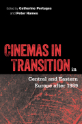 Cinemas in Transition in Central and Eastern Europe after 1989 Cover