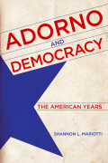 Adorno and Democracy Cover