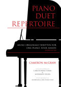 Piano Duet Repertoire, Second Edition cover
