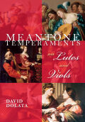Meantone Temperaments on Lutes and Viols cover