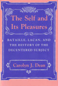 The Self and Its Pleasures cover