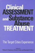 Clinical Assessment and Substance Abuse Treatment Cover