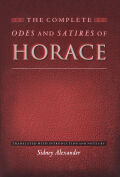 The Complete Odes and Satires of Horace Cover