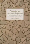 Augustine and Academic Skepticism Cover