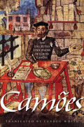 The Collected Lyric Poems of Luis de Camoes cover