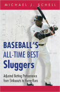 Baseball's All-Time Best Sluggers Cover