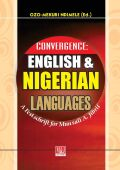 Convergence: English and Nigerian Languages Cover