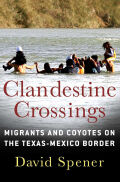 Clandestine Crossings Cover