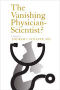 The Vanishing Physician-Scientist? Cover
