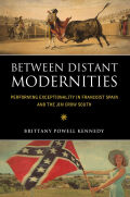 Between Distant Modernities Cover