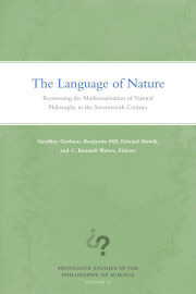 The Language of Nature