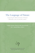 The Language of Nature Cover