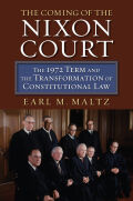 The Coming of the Nixon Court: The 1972 Term and the Transformation of Constitutional Law