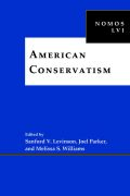 American Conservatism Cover