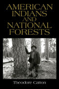American Indians and National Forests Cover