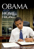 Obama on the Home Front Cover