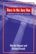 Race in the Jury Box cover