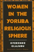 Women in the Yoruba Religious Sphere Cover