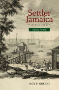 Settler Jamaica in the 1750s Cover