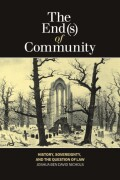 The End(s) of Community: History, Sovereignty, and the Question of Law