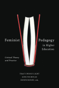 Feminist Pedagogy in Higher Education Cover