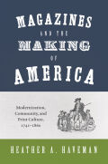 Magazines and the Making of America Cover