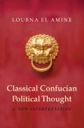Classical Confucian Political Thought Cover