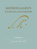 Kierkegaard's Journals and Notebooks, Volume 4: Journals NB-NB5