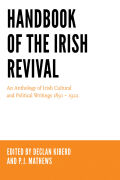 Handbook of the Irish Revival