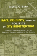 Race, Ethnicity, and the Politics of City Redistricting cover