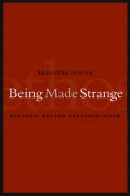 Being Made Strange Cover