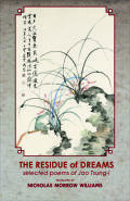 The Residue of Dreams: Selected Poems of Jao Tsung-i